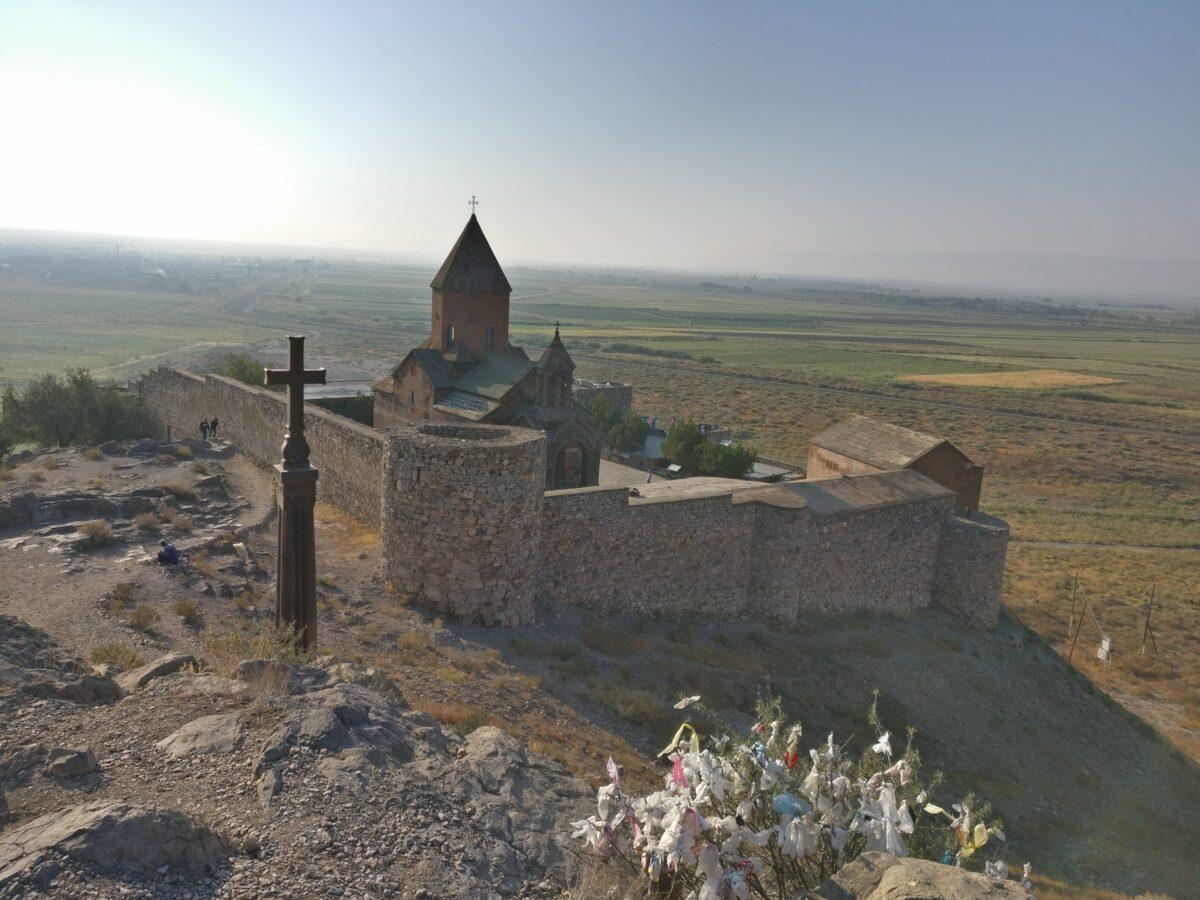 2018 – Armenien, Teil 2  – von Yerevan nach Meghri